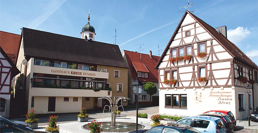 Gasthof Kreuz Hayingen
